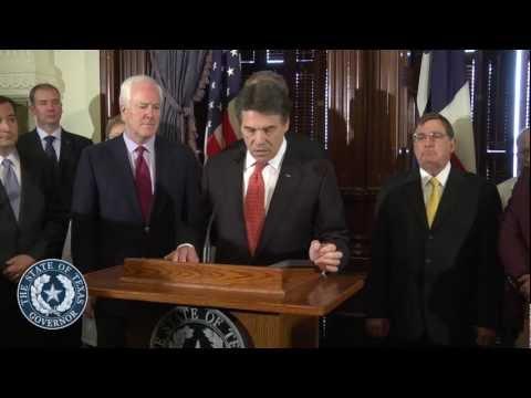 Gov. Perry, Sen. Cornyn, Sen. Cruz: Texas Stands Firm Against Medicaid Expansion