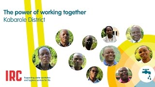 The power of working together: Kabarole district