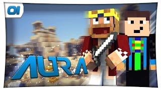 Team Rot für den Tod! Mit GommeHD! - Minecraft PvP: Aura + #001