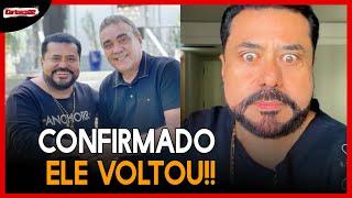 CONFIRMADO ! Edson lima Está de VOLTA para a LIMÃO COM MEL após 20 anos