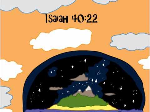 Drawing the Bible - Flat Earth thumbnail