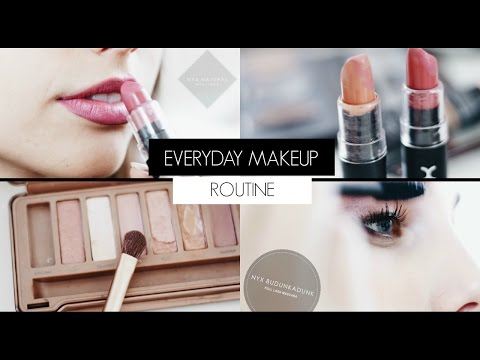 EVERYDAY MAKEUP ROUTINE    Natalie-Tasha Thompson thumbnail