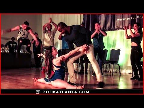 Anne-Marie - Ciao Adios Dance | Zouk | Carlos da Silva & Jessica Lamdon | Jack & Jill | DC Zouk Fest