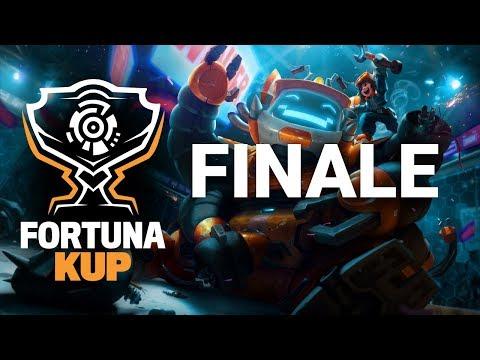 Fortuna Kup 2018 - FINALE Fortuna Tunas vs ASUS w/ Sa1na, Mićko i Đorđe Đurđev