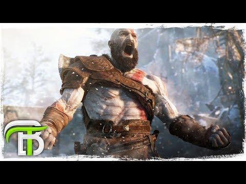 GOD OF WAR GAMEPLAY WALKTHROUGH PART 1- THE BEGINNING (God of War 4)