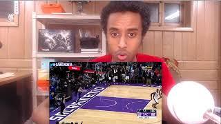 Bogdan Bogdanovic Highlights VS San Antonio Spurs Reaction