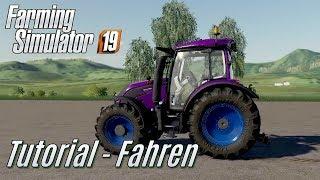 LS19: Traktor fahren Tutorial - für Einsteiger screenshot 1