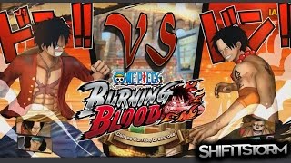 One Piece Vs Fairy Tail 1.0 - Vui Game - Luffy Vs Ace