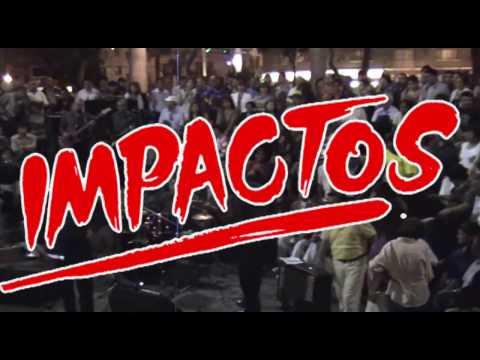 Grupo IMPACTOS - Nunca más podré olvidarte (Los Cuatro Soles)  Parque Kennedy de Miraflores - 2015
