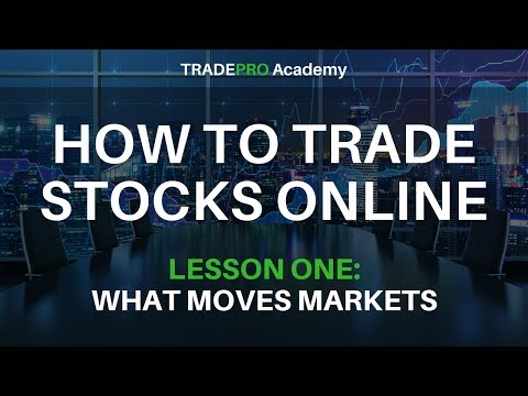 How to trade stocks online, the complete beginner guide to the stock market.