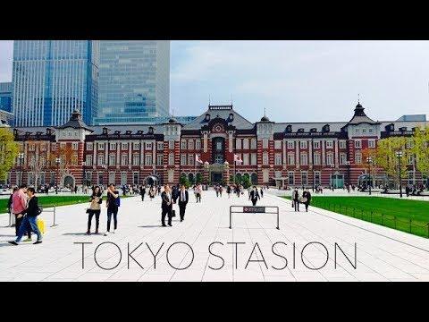 TOKYO STASION 東京駅丸の内駅前広場完成