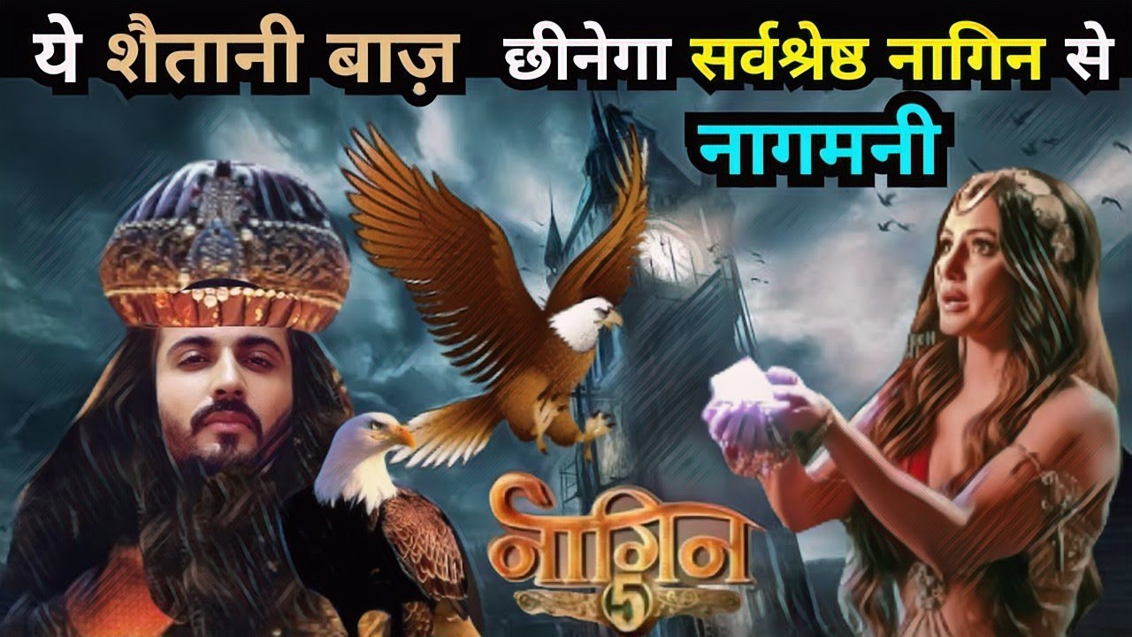 Naagin 5 - OMG Evil Eagle Dheeraj dhoopar to Steal The Naagmani of super Naagin Shikha and will kill