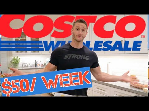 Do Keto for $50 per Week at Costco - Everything You Need to Start