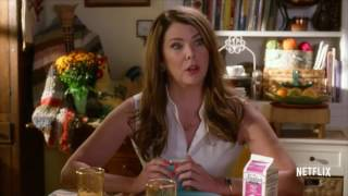 Daily Titan -- Gilmore Girls: A Year in a Life Review