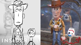 How Pixars Toy Story 4 Was Animated | Movies Insider