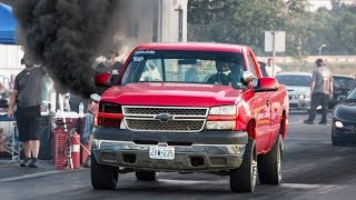 Stick Shift Duramax MOVES OUT!