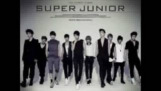 No Other - Super Junior [REPACKAGE] [Full Lyrics] [Full MP3]