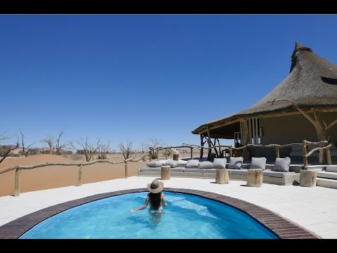 Namibia's Luxurious Little Kuala Desert Lodge