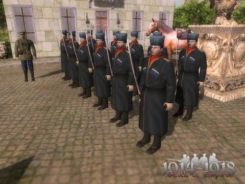 НАСТУПЛЕНИЕ ЦАРСКОЙ АРМИИ в Эпичной Стратегии про Первую Мировую Войну ! Battle of Empires