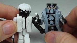 Fantomex & Mr. Negative Marvel Minimates
