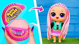 14 Sprytnych Wyrobów i Sztuczek dla lalek LOL Surprise