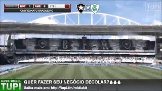 Botafogo 1 x 0 América MG - 25ª RODADA - Brasileirão - 16/09/2018 - AO VIVO