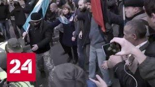Порошенко отказался встречаться с протестующими депутатами - Россия 24