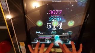 REFLEC BEAT 悠久のリフレシア - 海神 Hard 98.8 1miss