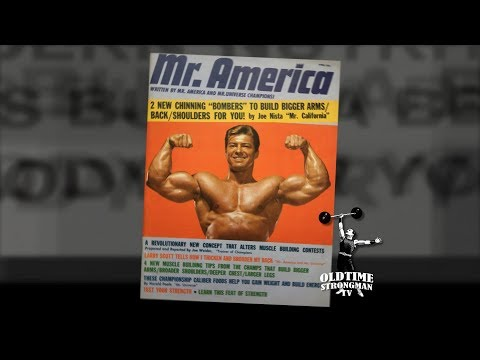Oldschool Bodybuilding: Episode #1 - Mr. America Magazine, April ,1965