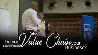 Do you understand the value chain of your business?