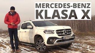 Mercedes-Benz X250D 2.3 190 KM, 2018 - Klasa X - test AutoCentrum.pl #372