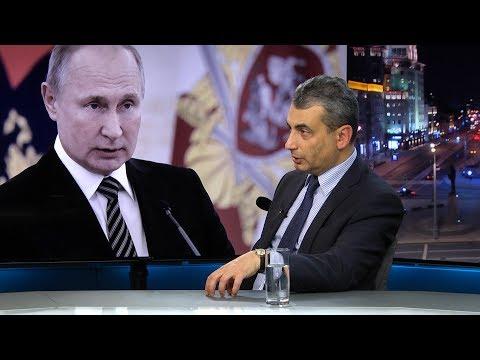 Лев Шлосберг: 'Путин