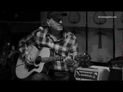Vlatko Stefanovski performing Gipsy Song (acoustic - LIVE) in Ljubljana