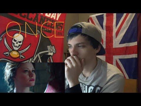 "Once Upon A Time - Season 1 Episode 12 (REACTION) 1x12 ""Skin Deep"""