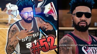 SCORING 100+ POINTS on HOF! Custom Jordans! Perfect Green Buzzer Beater! NBA 2k18 MyCAREER Ep. 52