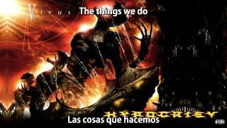Hypocrisy - Living To Die (Lyrics & Subtitulado al Español)