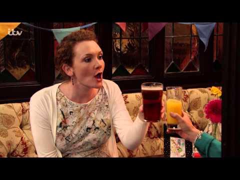 Coronation Street - Hayley Wants Roy To Sing Karaoke