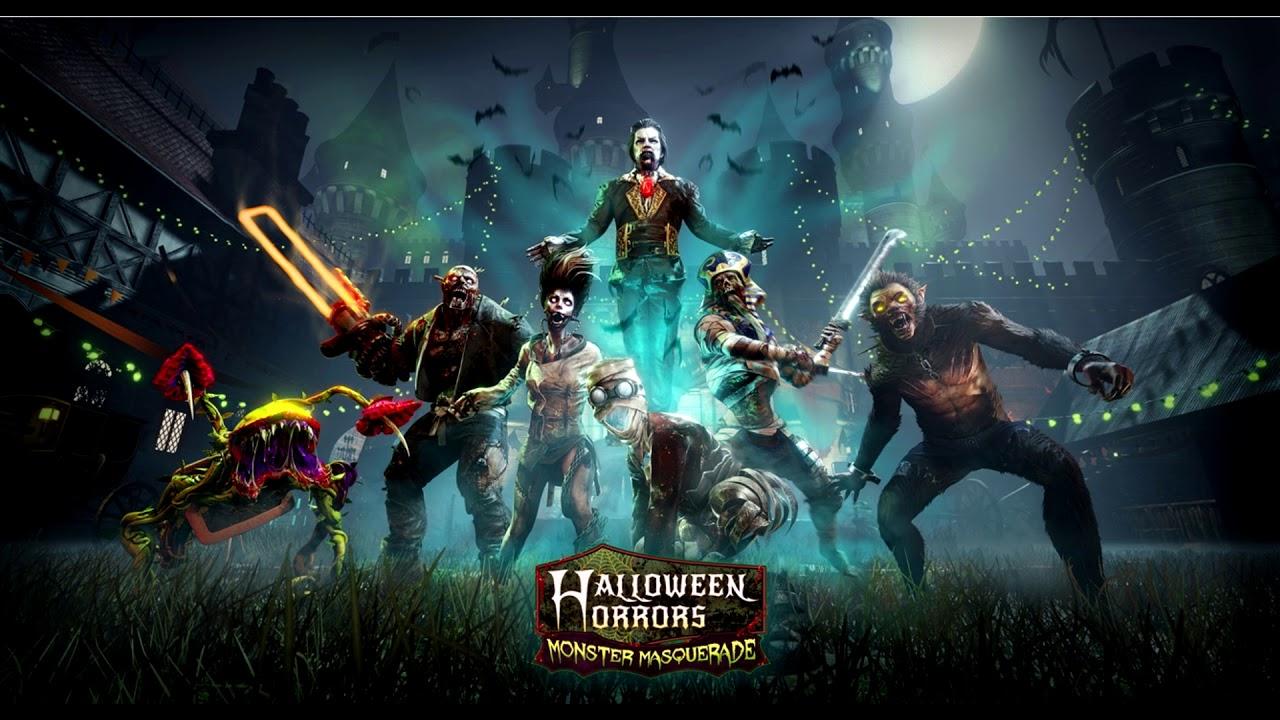 Killing Floor 2 Monster Masquerade Ost 1 7 Menu Theme Youtube