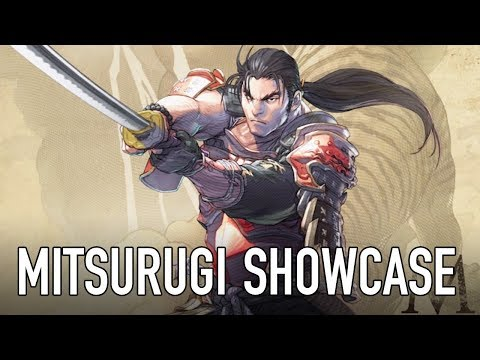 SOULCALIBUR VI - PS4/XB1/PC - Mitsurugi Showcase (Developer diary) (subtitles available)