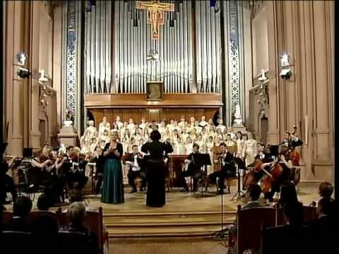 Киевский детский хор Радость_Юбилейный концерт 2 отд.