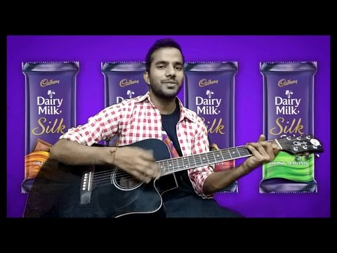Cadbury dairy milk silk new advertisement...