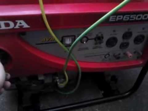 электрогенератор honda inverter ep6500 cxs