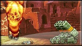 Metal Slug Death Defense - Game preview / gameplay