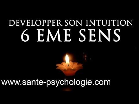 6 éme sens - Développer son intuition - hypnose