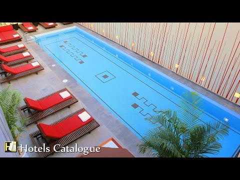 Mexico City Marriott Reforma Hotel Tour - Luxury Hotels in Downtown Mexico City