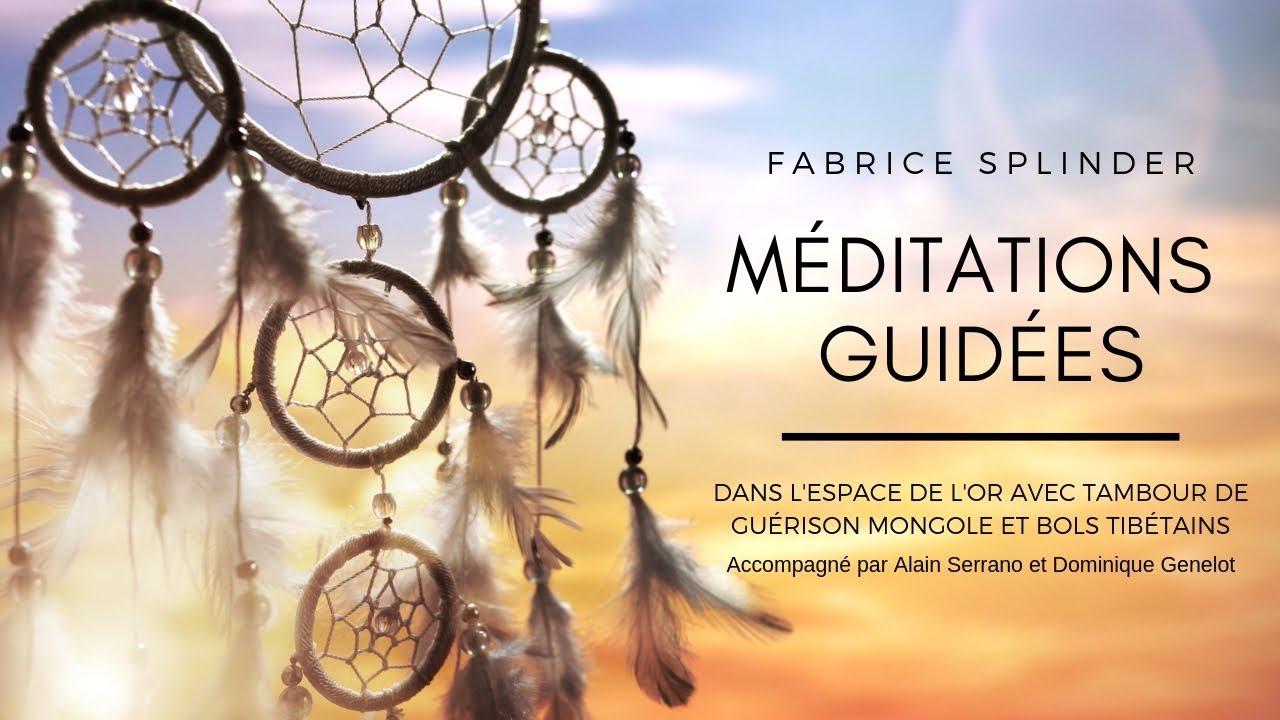 Meditation dans l'Espace de l'Or avec Bols Tibétains - YouTube