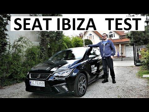 """2017 SEAT IBIZA New! TEST DRIVE """"Q&A"""" [MEGA TEST] [Jazda Próbna] Testowa PL"""