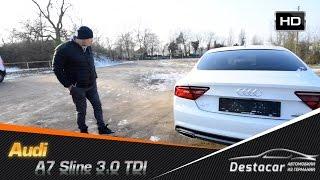 Осмотр Audi A7 S-Line 320 ЛС. Mодель 2015(На нашем канале мы подробно рассказываем о немецком автомобильном рынке. Осмотры, тест-драйвы, покупка..., 2016-02-10T11:00:01.000Z)