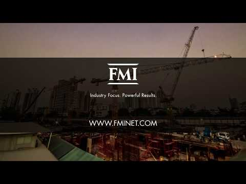 FMI's 2018 M&A Trends for Engineering and Construction