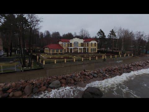 Дом по индивидуальному проекту в поселке Балтийская Ривьера